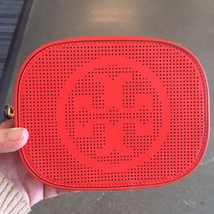 Tory Burch Leather Pouch